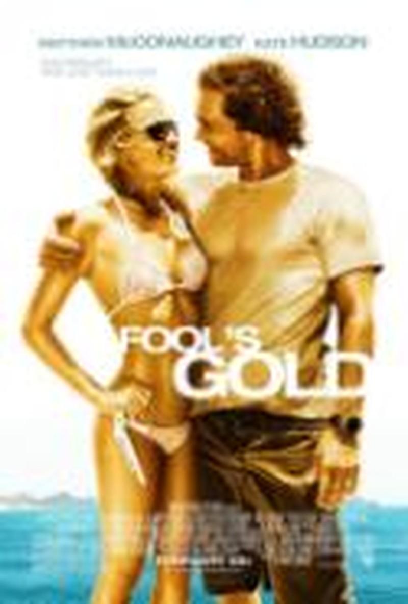 No Cinematic Treasure Found in <i>Fool's Gold</i>