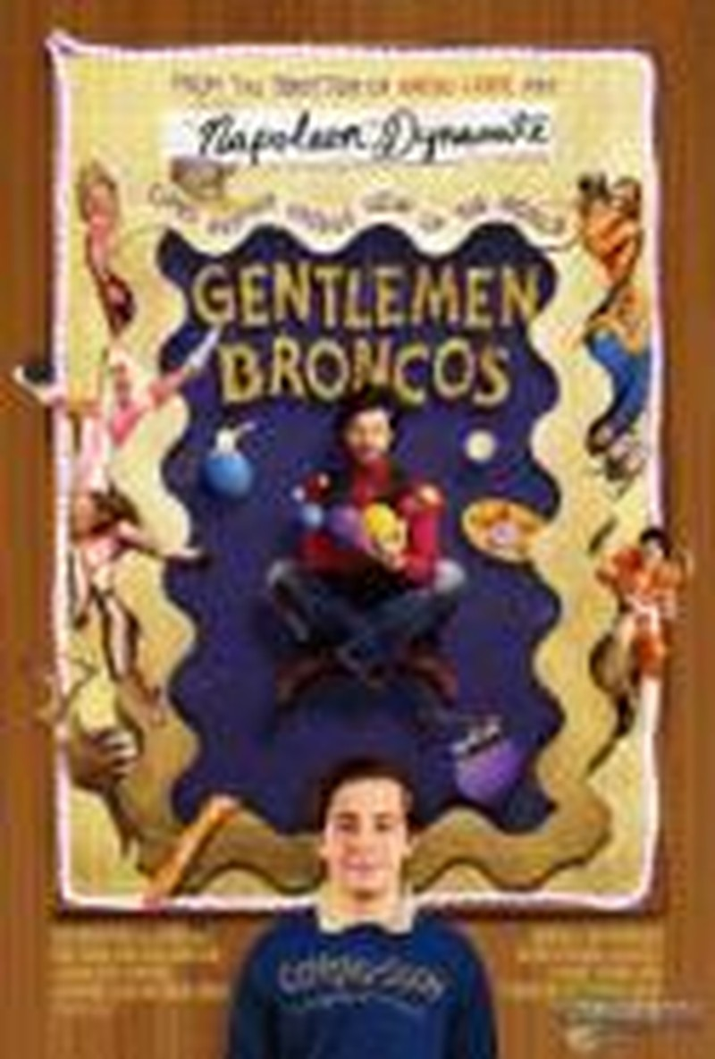 Sci-Fi Not So Appealing or Funny in <i>Gentlemen Broncos</i>