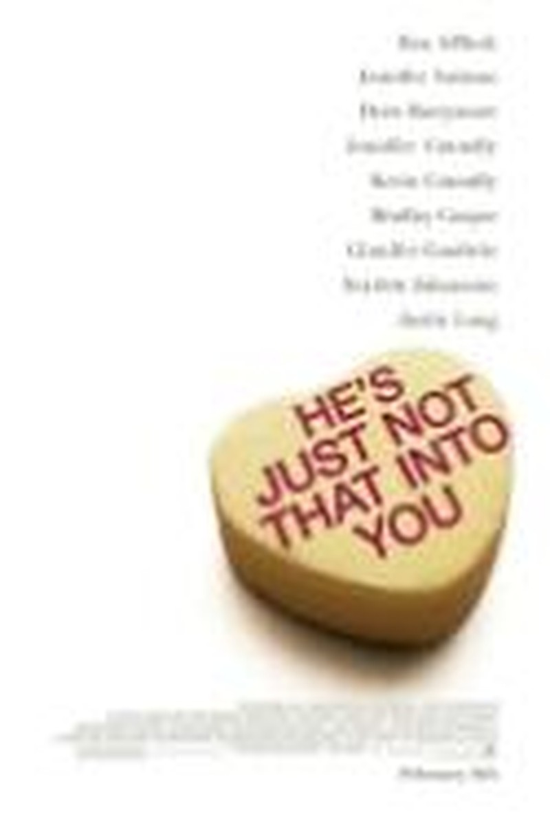 <i>He's Just Not That into You</i> Is Engaging Yet Disturbing