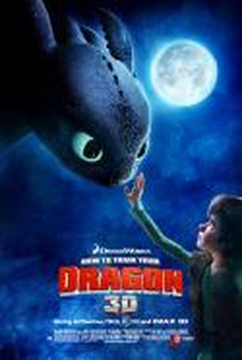<i>How to Train Your Dragon</i> is a Fun, Feisty Ride