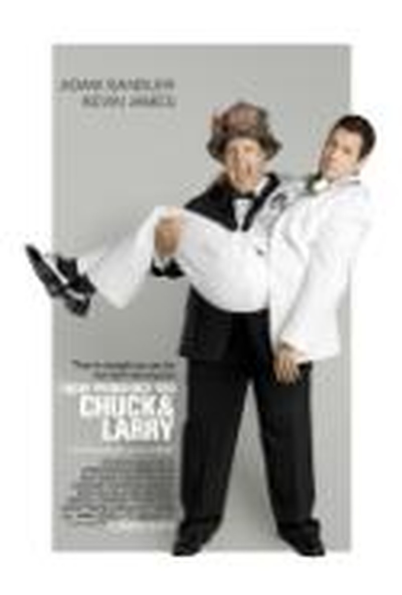 <i>Chuck and Larry</i> Touts Gay Family Values