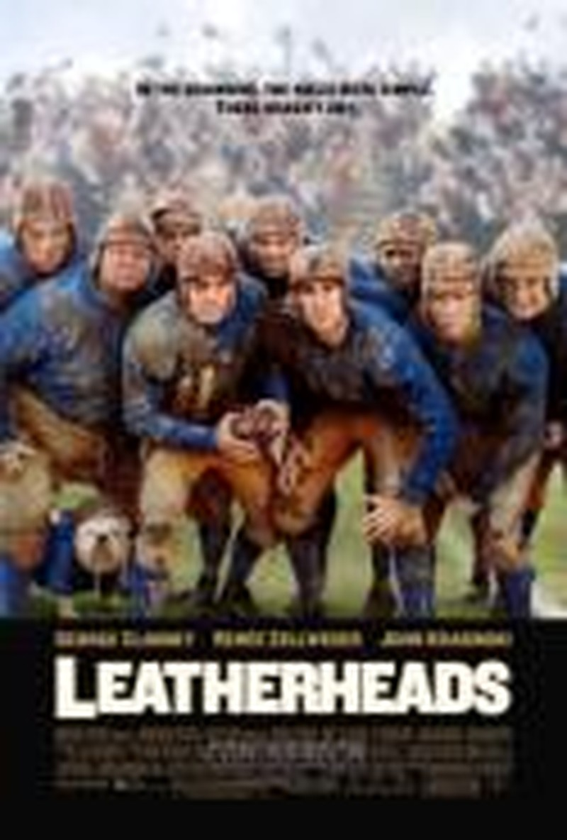 Zellweger, Clooney Make an Affable Team in <i>Leatherheads</i>