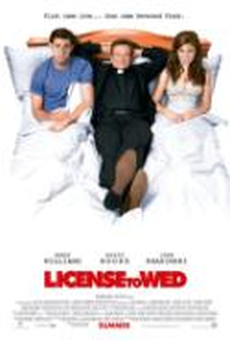 <i>License to Wed</i> a Bad Endorsement for Marriage