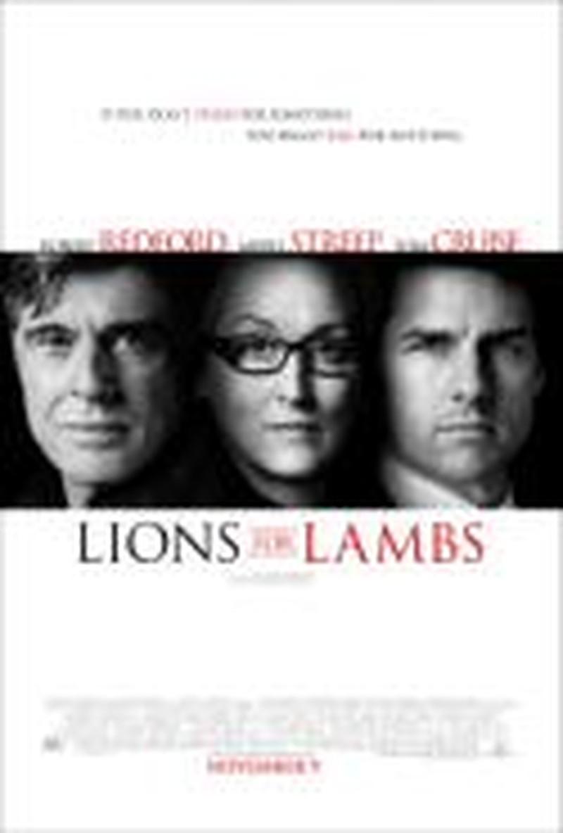 <i>Lions for Lambs</i> Preaches Leftist Politics