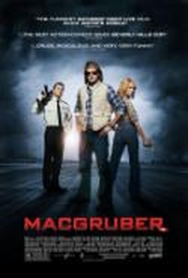 SNL-Based <i>MacGruber</i> is Predictably Vulgar