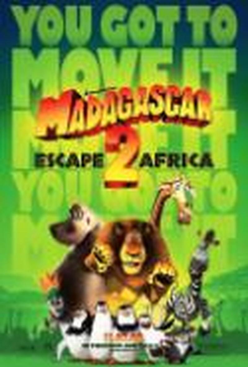 "Zany ""Madagascar 2"" Far Surpasses Its Predecessor"