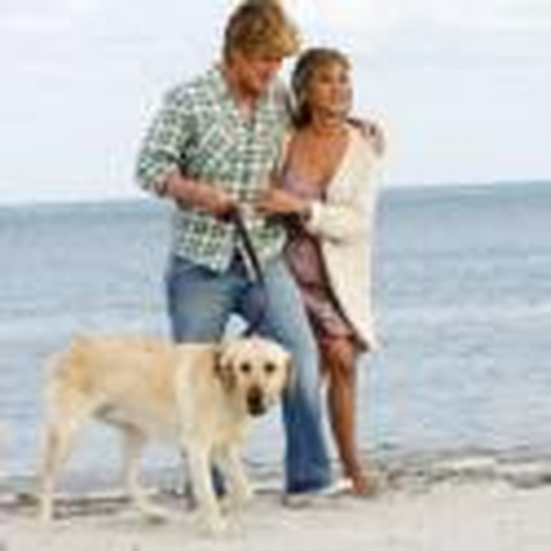 More Than a Dog's Life Explored in <i>Marley & Me</i>