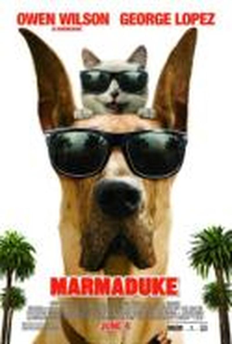 <i>Marmaduke</i> is a Barkin' Good Time for Kids Only