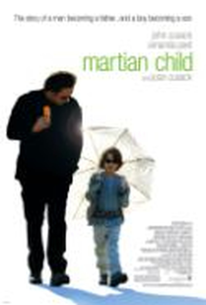 John Cusack Keeps <i>Martian Child</i> Down to Earth