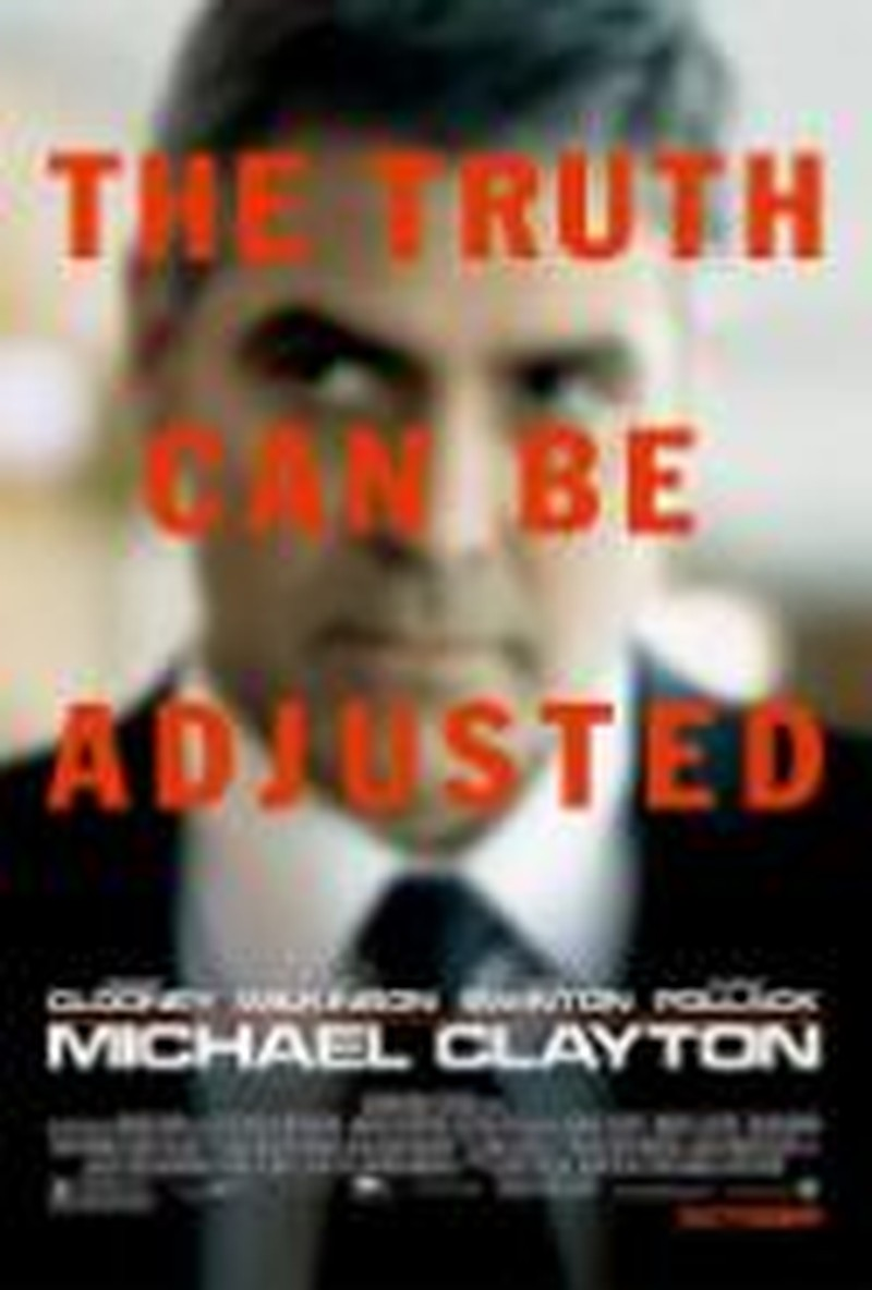 Polished <i>Michael Clayton</i> Tells Its Story with Panache