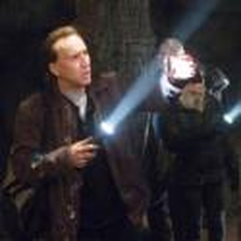 Nicolas Cage:  Finding Real Treasure in <i>Book of Secrets</i>