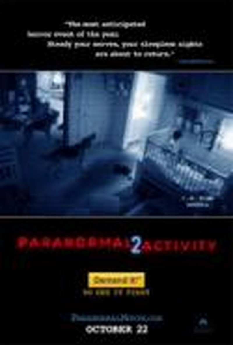 A Few Scares Found in <i>Paranormal Activity 2</i>