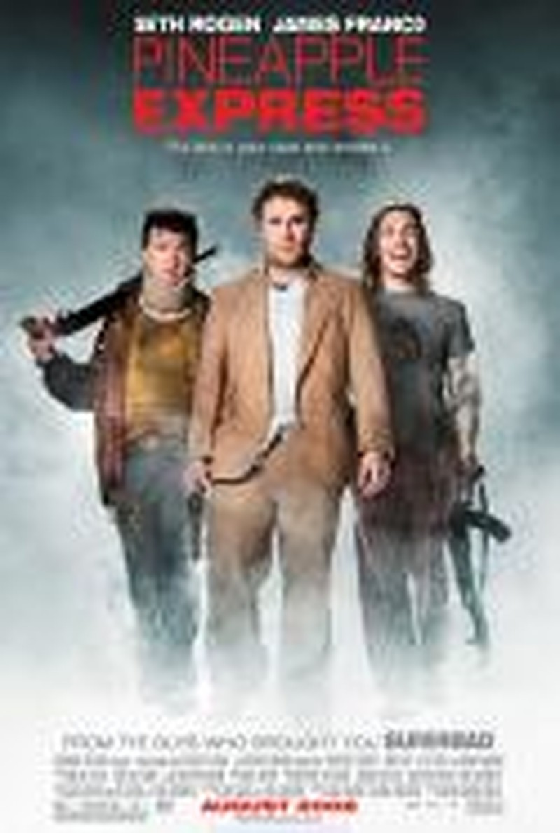 Funny, Entertaining <i>Pineapple Express</i> Is Also Super-Bad
