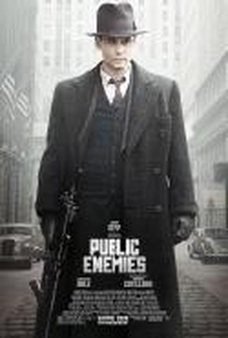 <i>Public Enemies</i> Shoots 'Em Up in Style