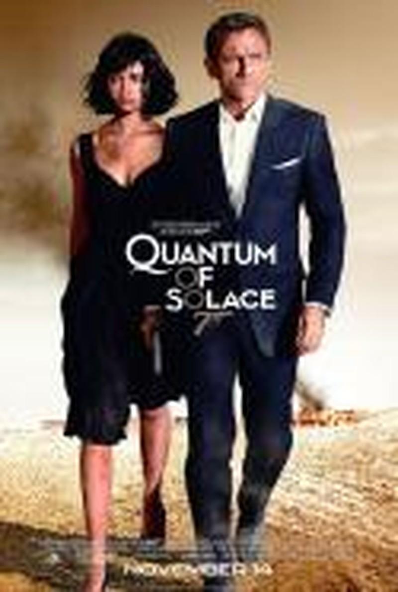 Complex Story Drives a Spectacular <i>Quantum of Solace</i>