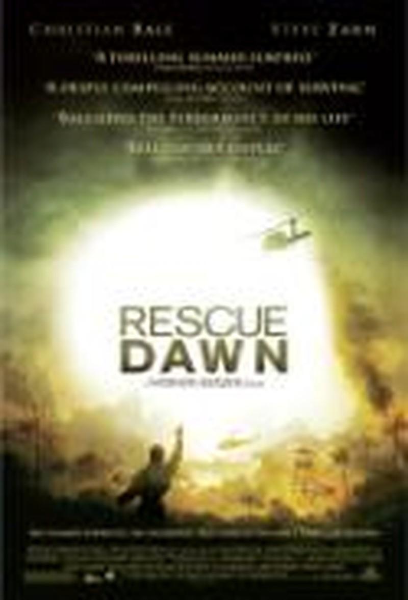 <i>Rescue Dawn</i> - Herzog's Birthday Present to America