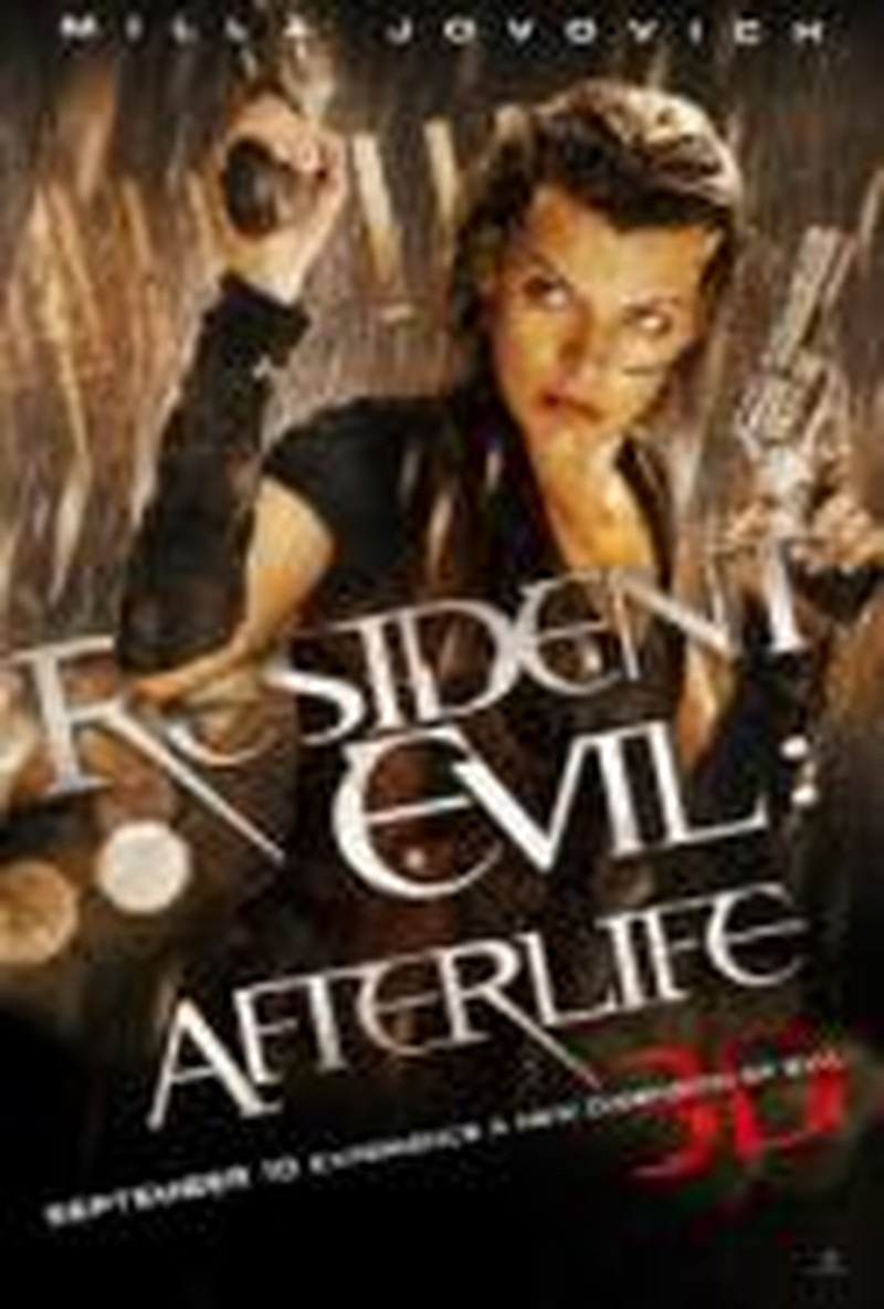 <i>Resident Evil: Afterlife</i> Destined for Quick Video 'Afterlife'