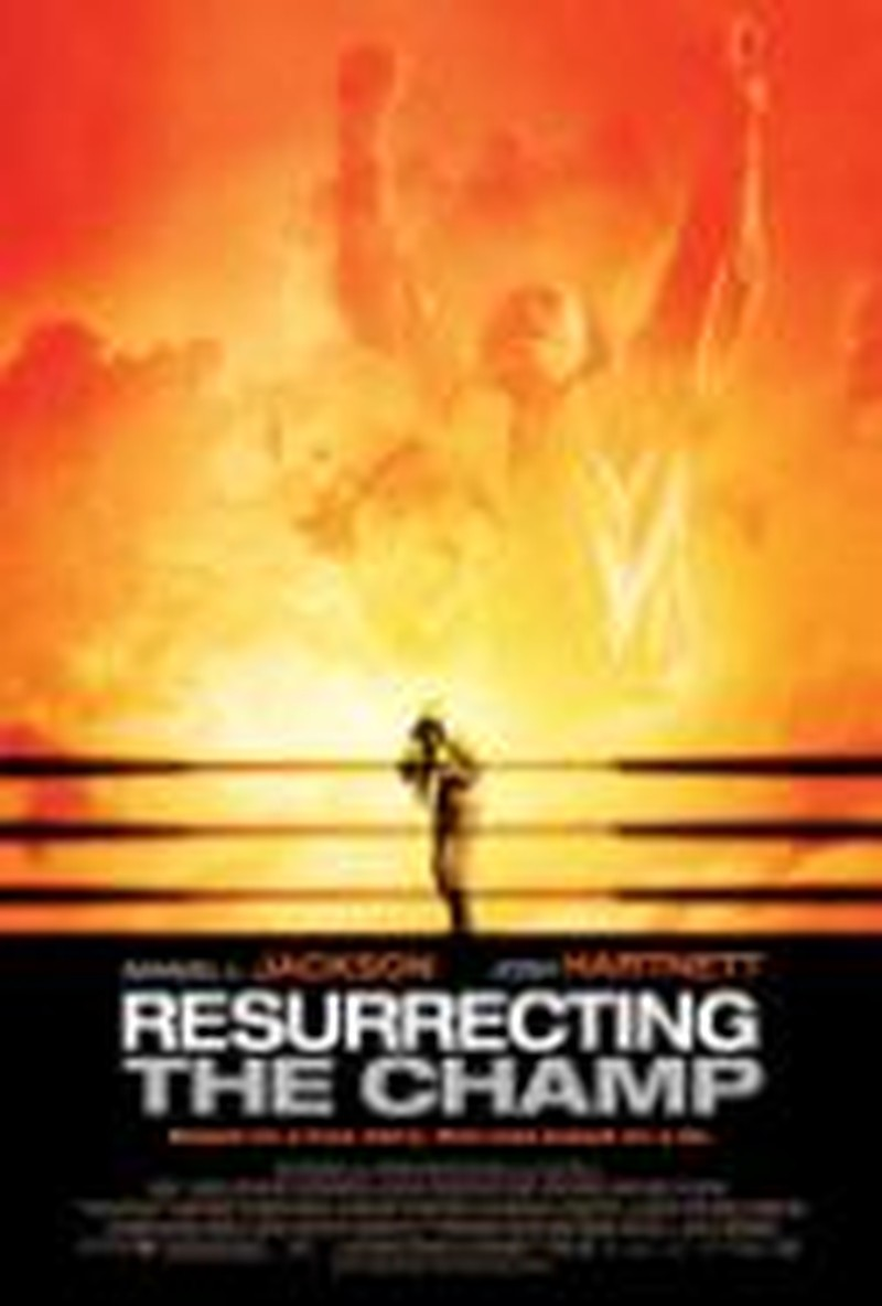 Redeeming <i>Champ</i> a Knockout Cinematic Choice