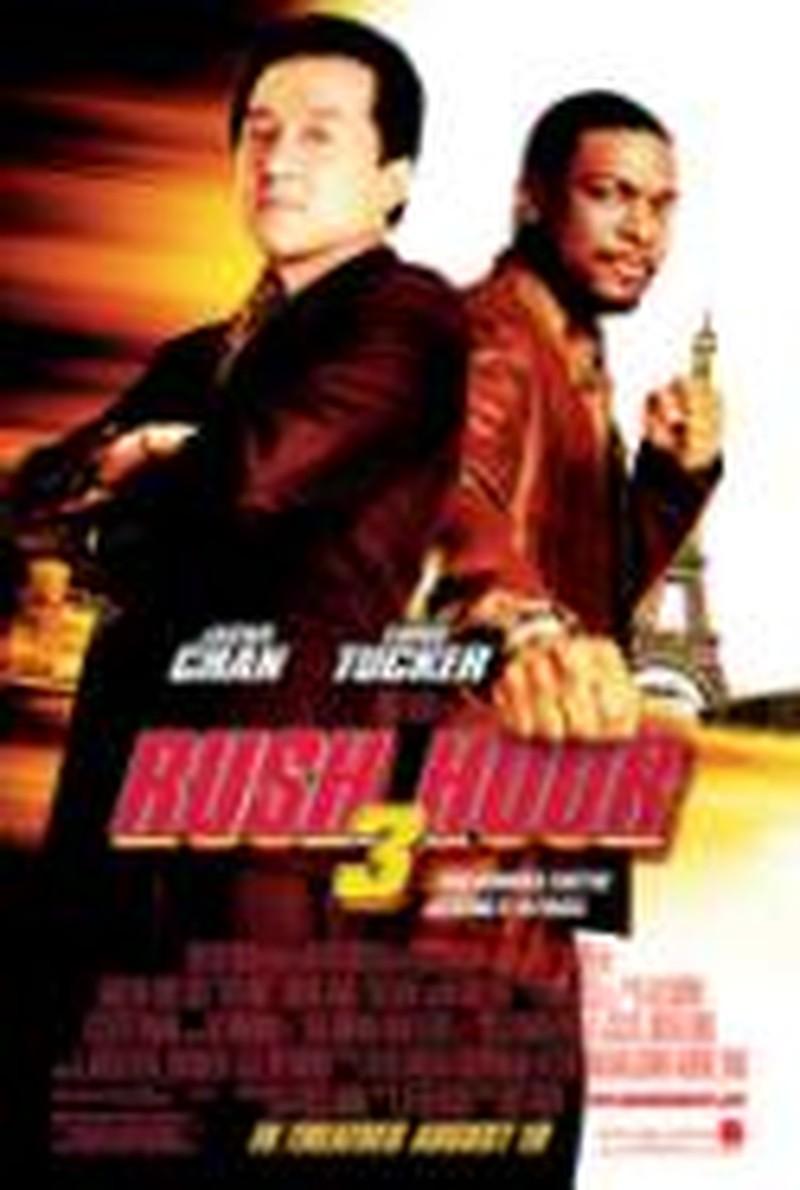 Rush Far Away from <i>Rush Hour 3</i>