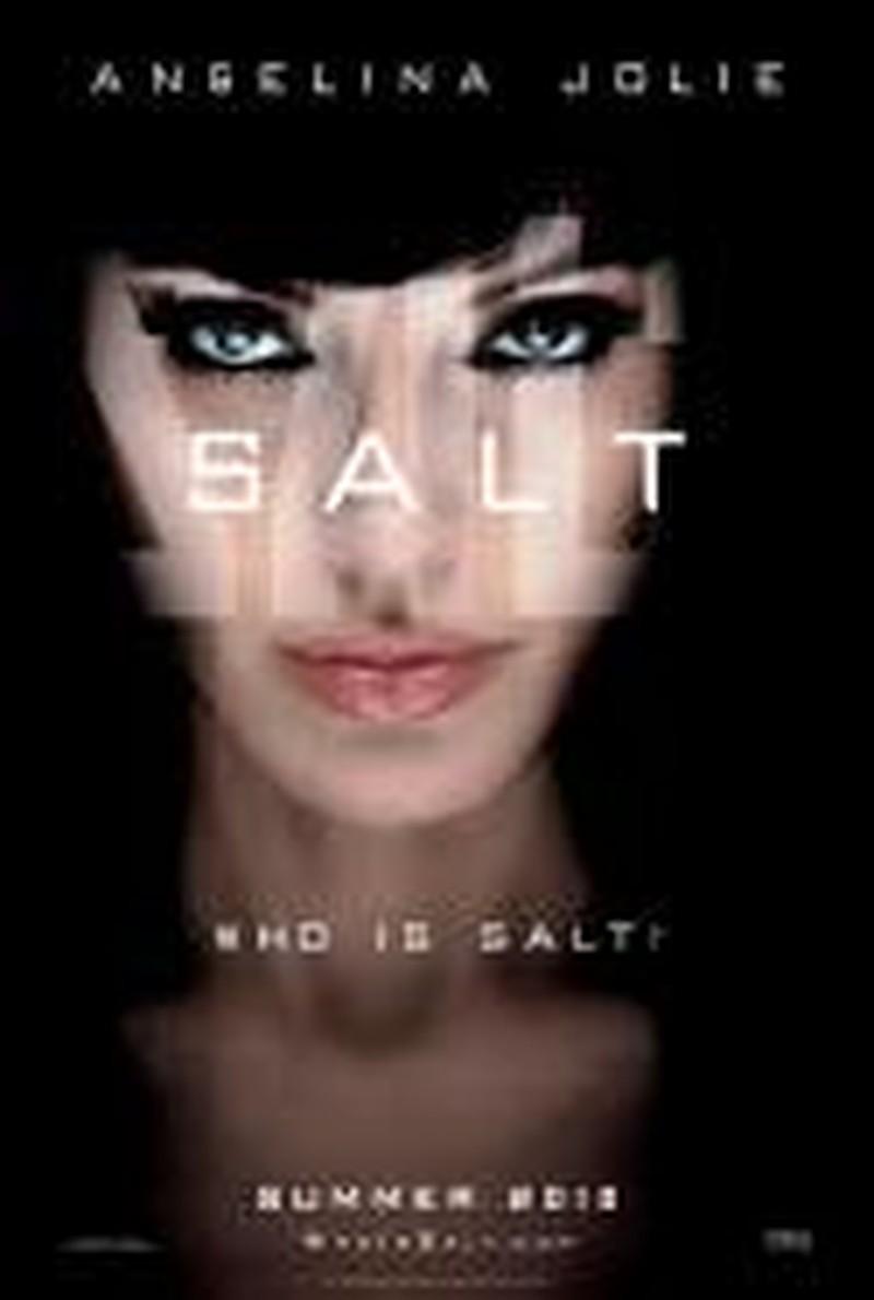 No Depth of Action-Flick Flavor in <i>Salt</i>