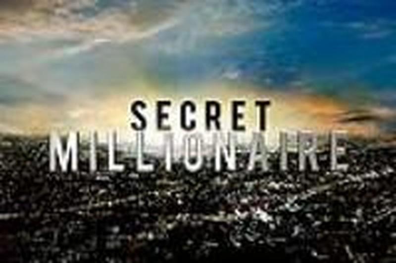 Giving's Not So Secret on ABC's <i>Secret Millionaire</i>