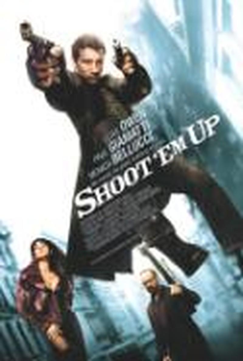 <i>Shoot 'Em Up</i> a Gratuitous Spectacle of Violence