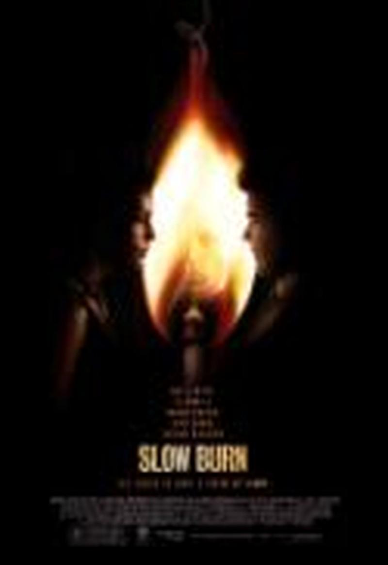 Brisk Pacing Not Enough to Ignite <i>Slow Burn</i>