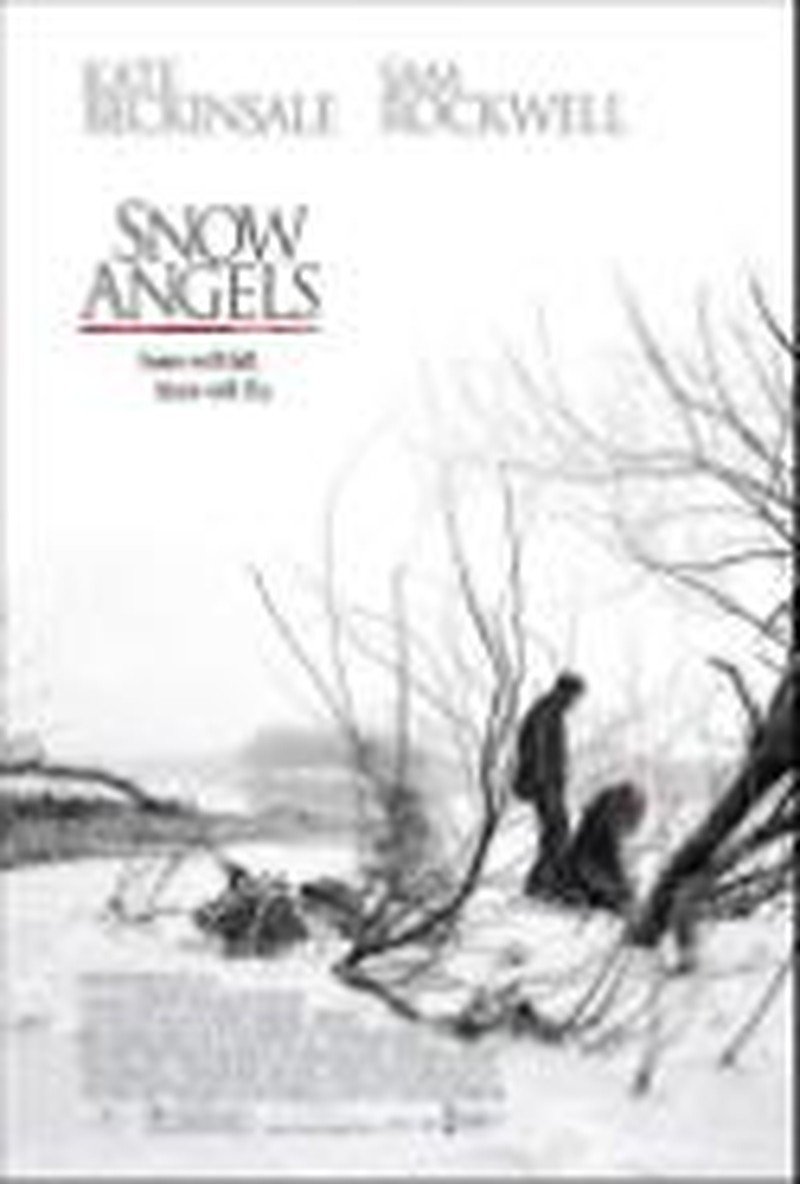 Somber <i>Snow Angels</i> Struggles with Tone