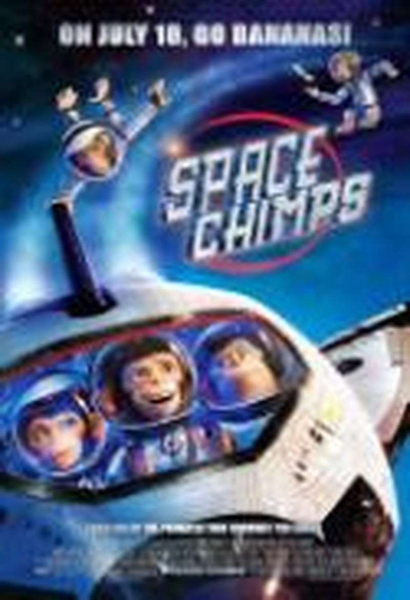 <i>Space Chimps</i> Isn't Out of This World
