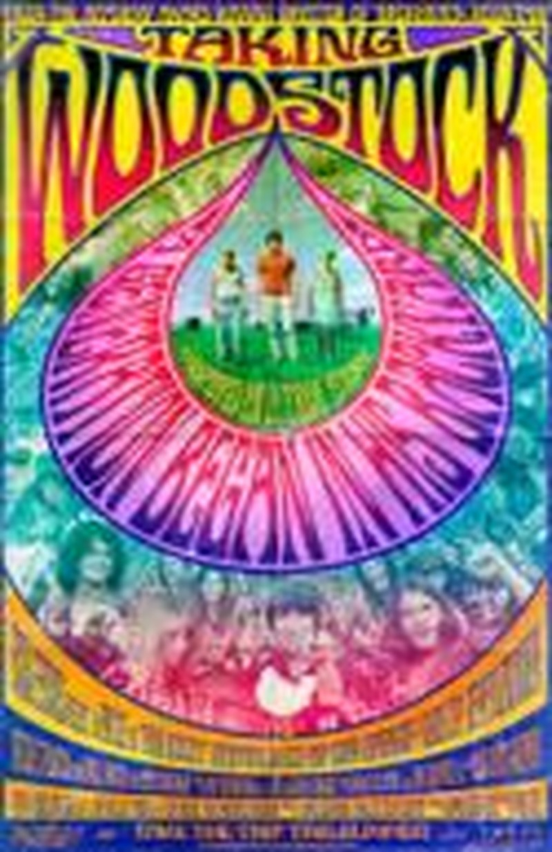 Not Much Story to Tell in <i>Taking Woodstock</i>