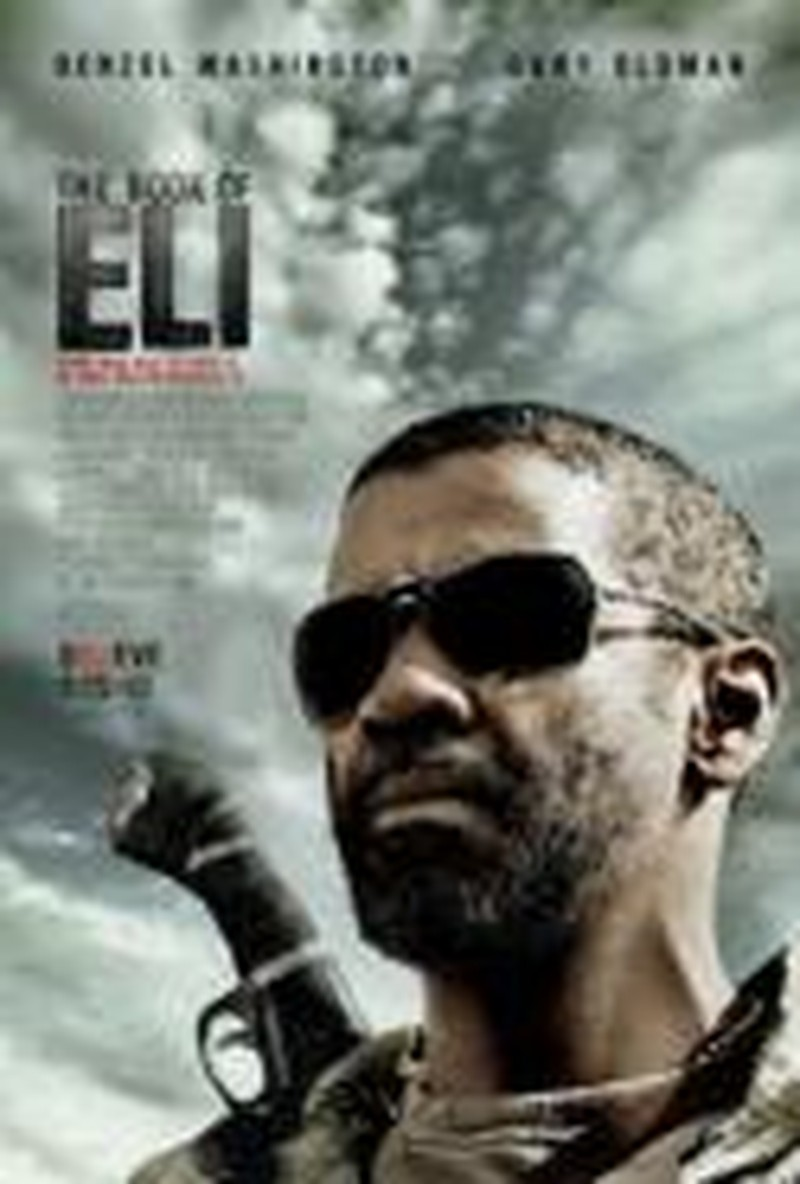 """World Ends, Word Goes on in """"The Book of Eli"""""""