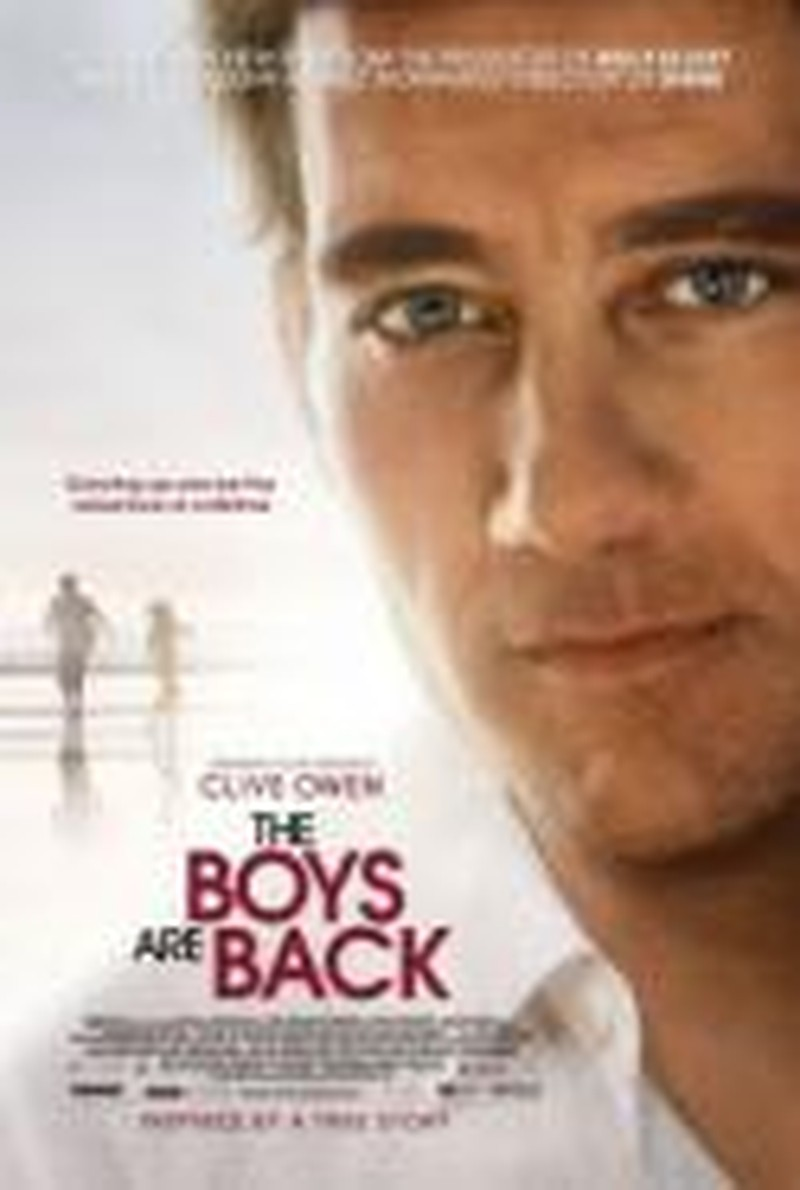 "Truth Feels Contrived in ""The Boys Are Back"""
