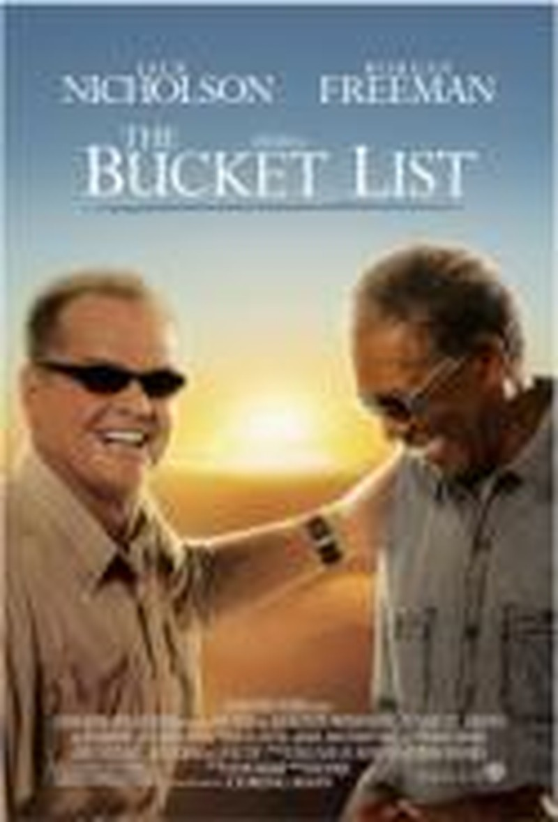 Kick <i>The Bucket List</i> to the Curb