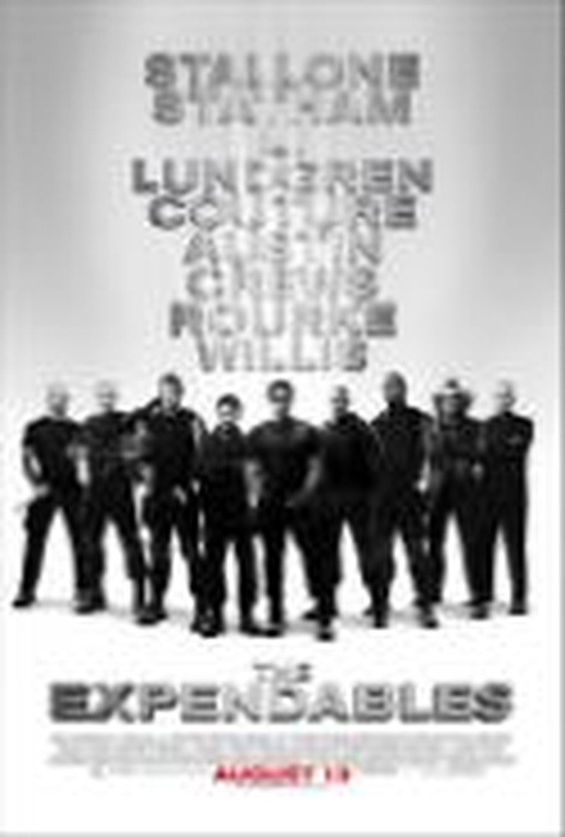 Testosterone-Fueled <i>Expendables</i> is One Lame Throwback
