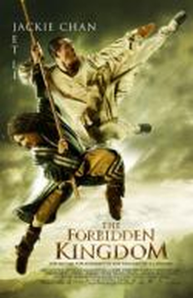 """Chan and Li Unite in an Action-Packed """"Forbidden Kingdom"""""""