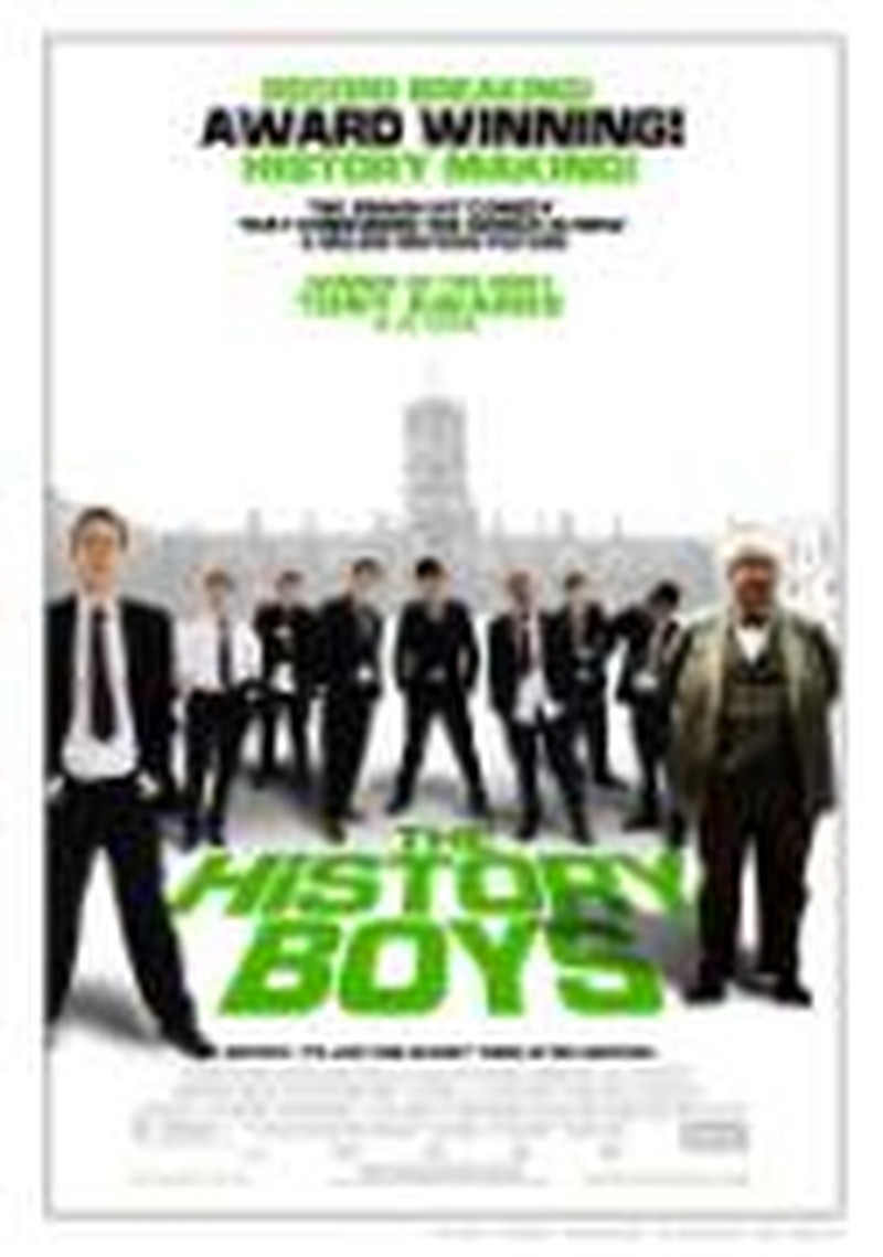 """Stage-to-Screen Leap Not Successful for """"History Boys"""""""