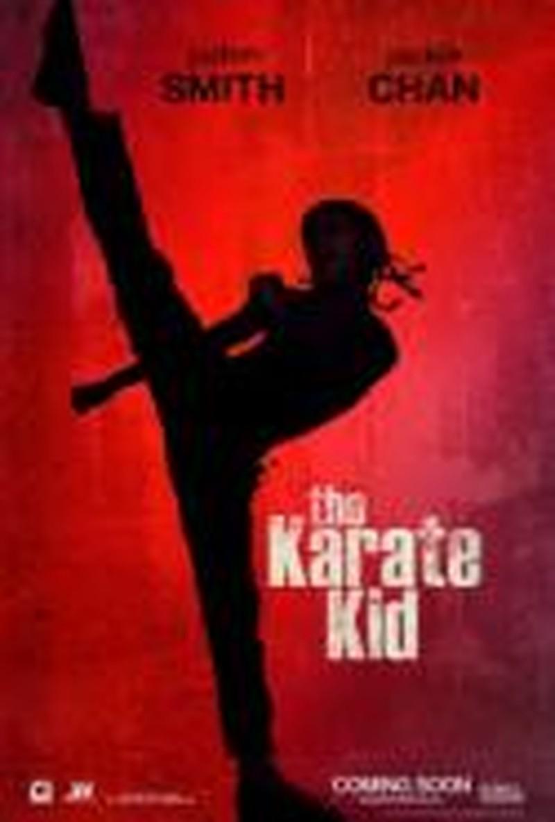 Jaden Smith, Jackie Chan Give <i>Karate Kid</i> a Little Kick