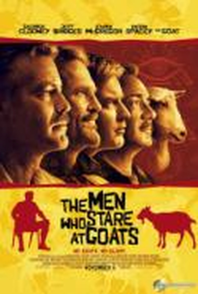 Not Perfect, <i>The Men Who Stare at Goats</i> Still Good for Laughs