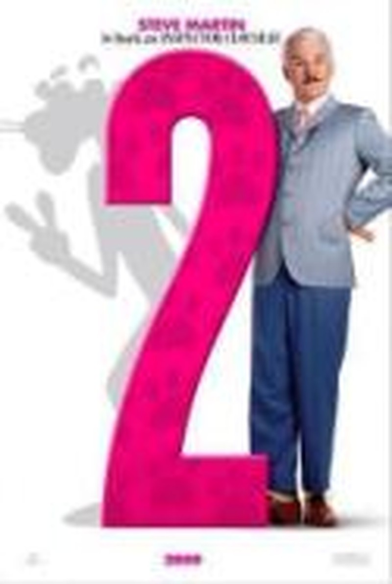 Another Phone-in for Martin in <i>Pink Panther 2</i>