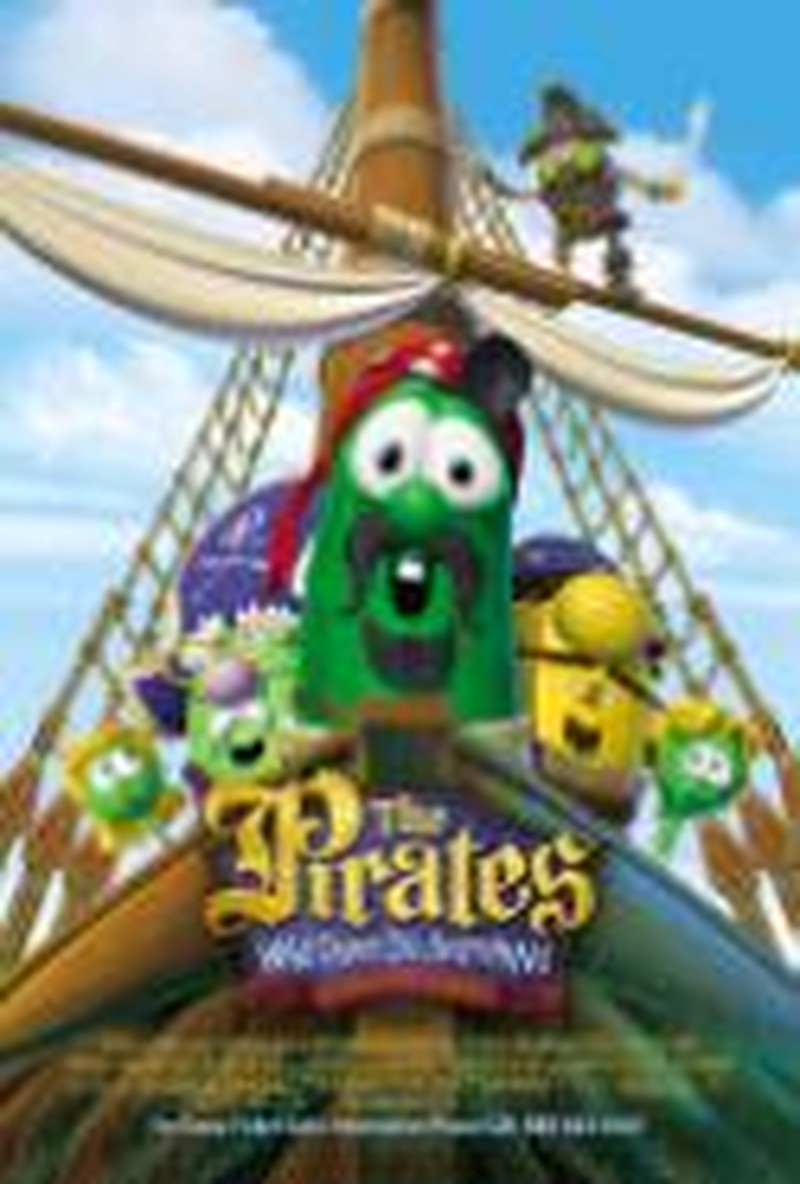 Kids Can Learn a Lot from <i>Pirates Who Don't Do Anything</i>