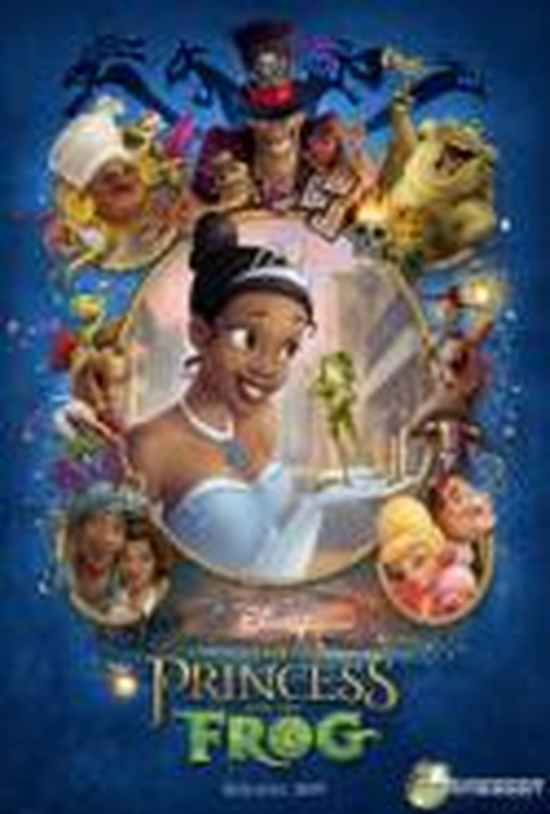 Some of the Old Disney Magic Exists in <i>The Princess and the Frog</i>