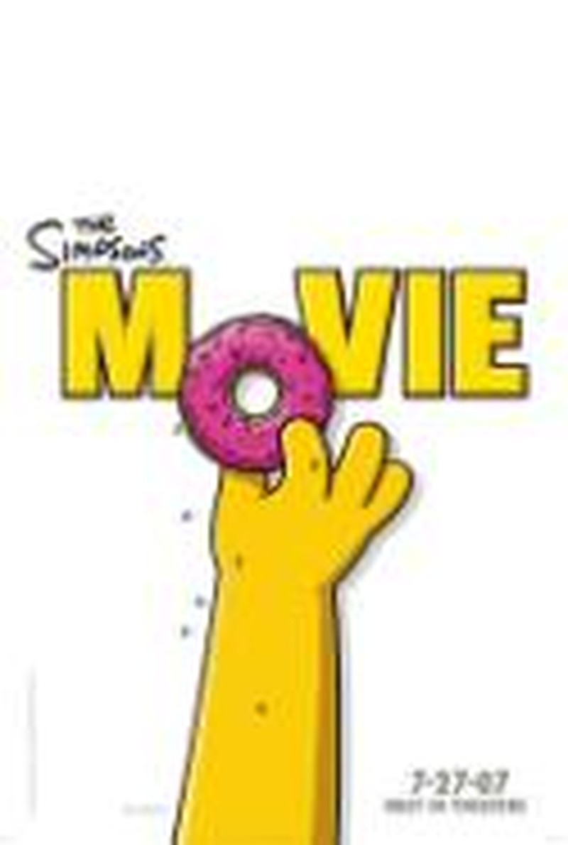 Fans, Foes Will Find Plenty of Ammo in <i>The Simpsons Movie</i>