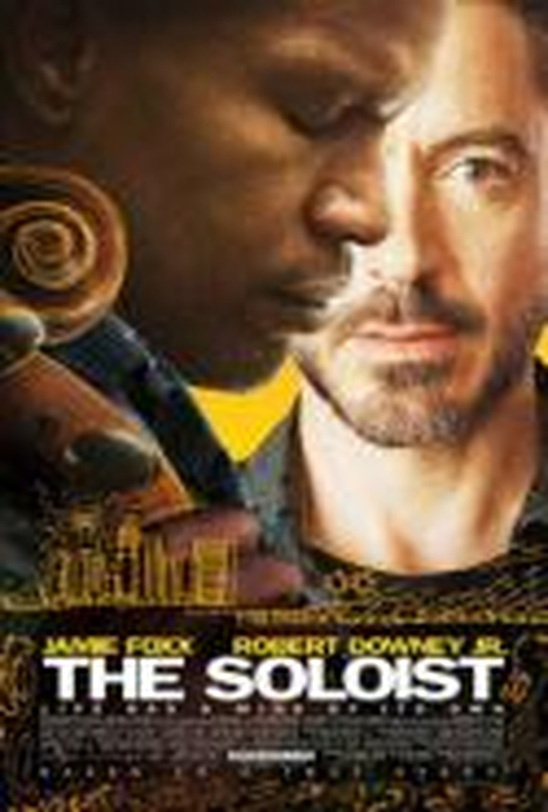 <i>The Soloist</i> Is a Pitch Perfect Portrayal of Grace