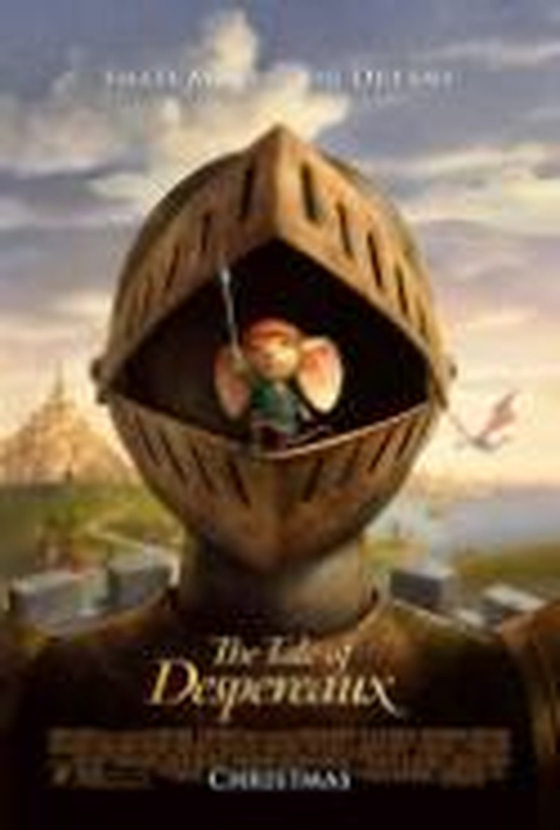 Strong Themes Save <i>The Tale of Despereaux</i>