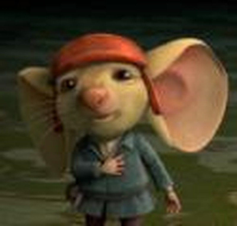 <i>The Tale of Despereaux</i>:  Small Mouse, Big Heart