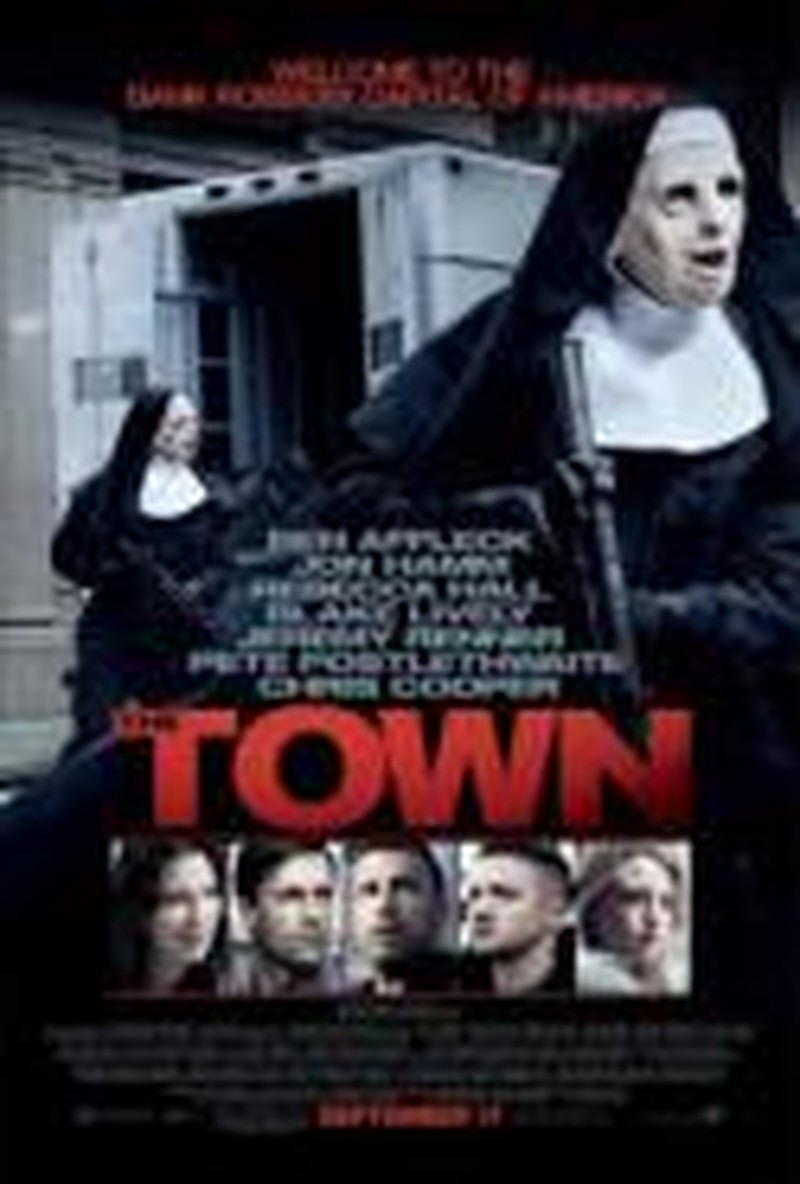 Ben Affleck Pulls Triple Duty with Aplomb in <i>The Town</i>