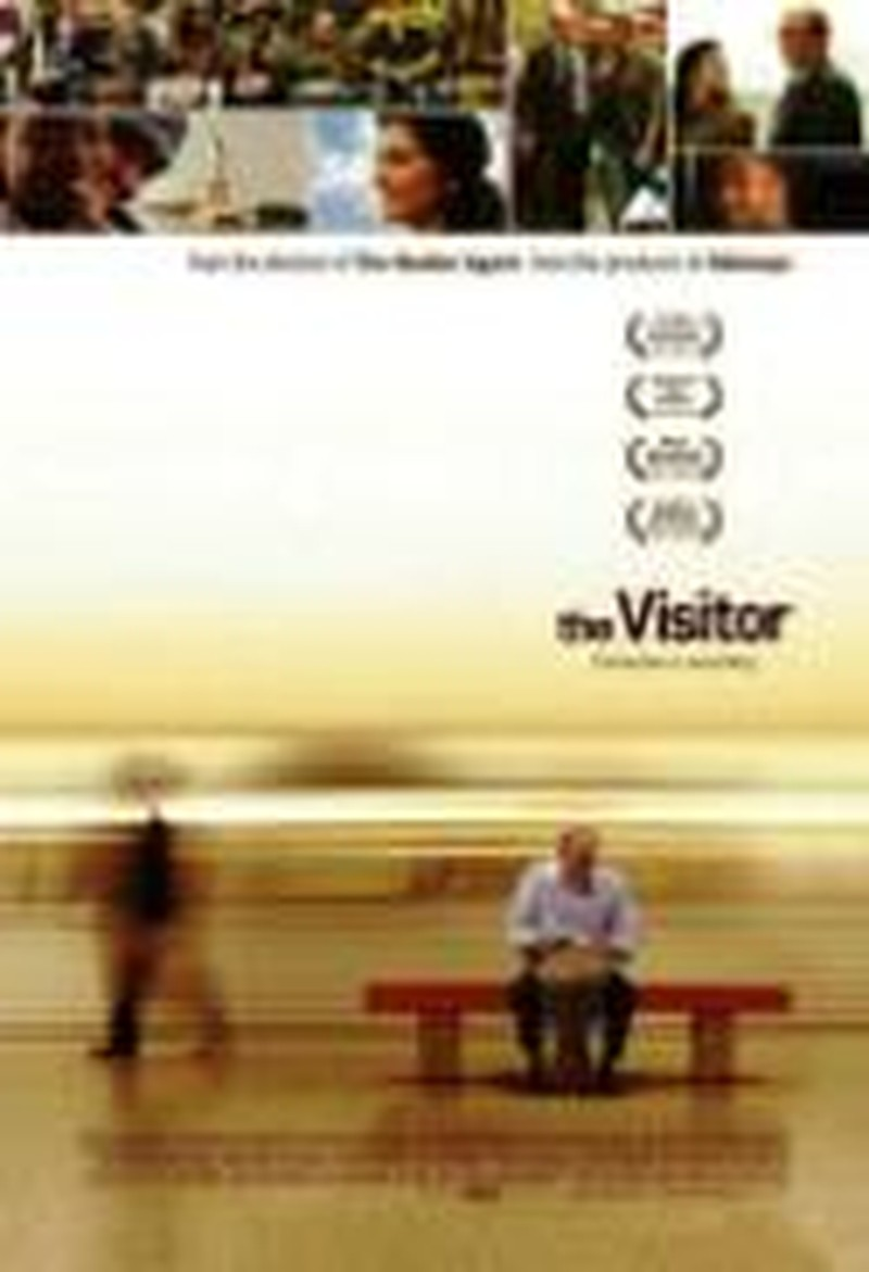 """""""The Visitor"""" Certainly Doesn't Overstay Its Welcome"""