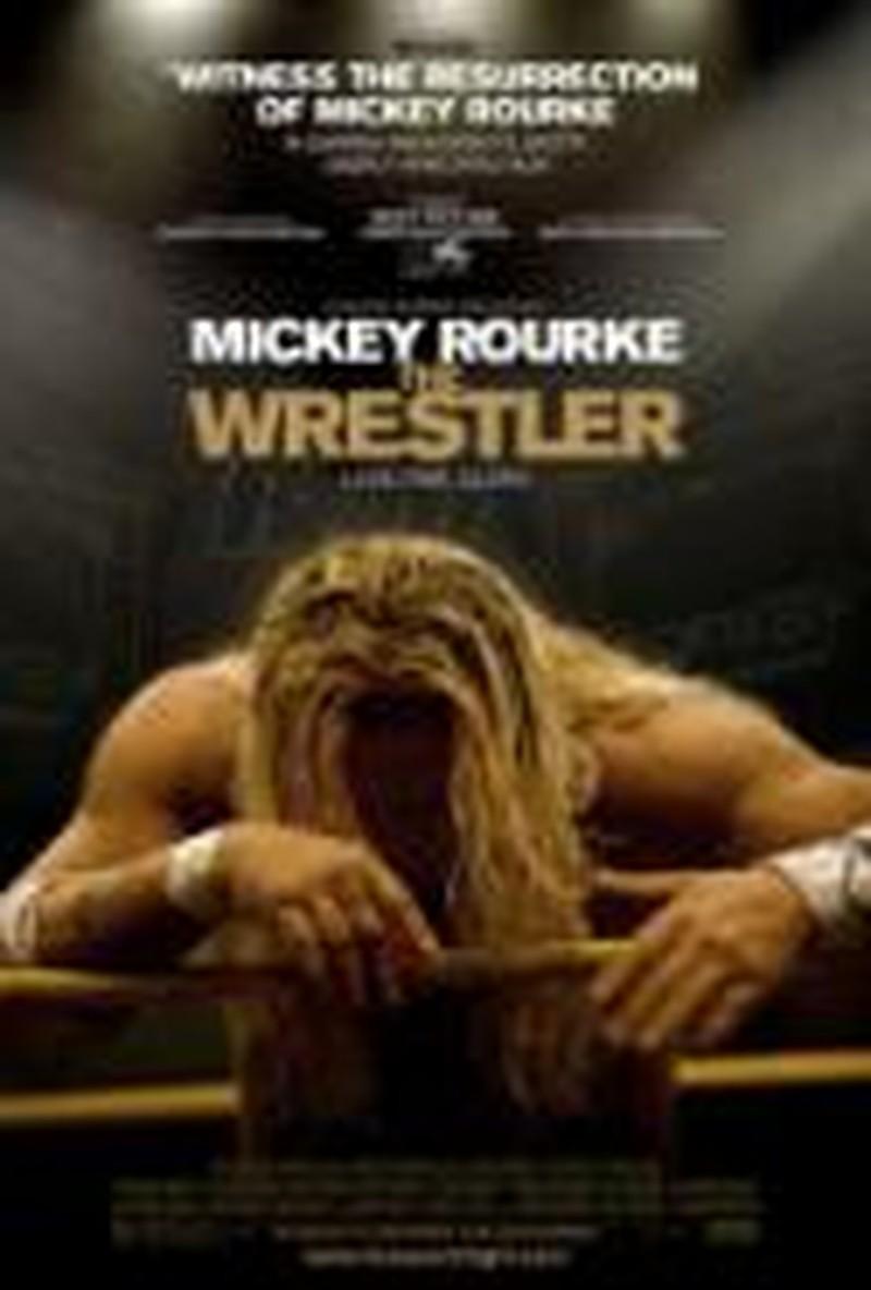 Powerhouse <i>Wrestler</i> Is Mickey Rourke's Finest Hour
