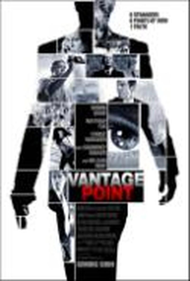 <i>Vantage Point</i> Gives Action Film Genre a Fresh Look