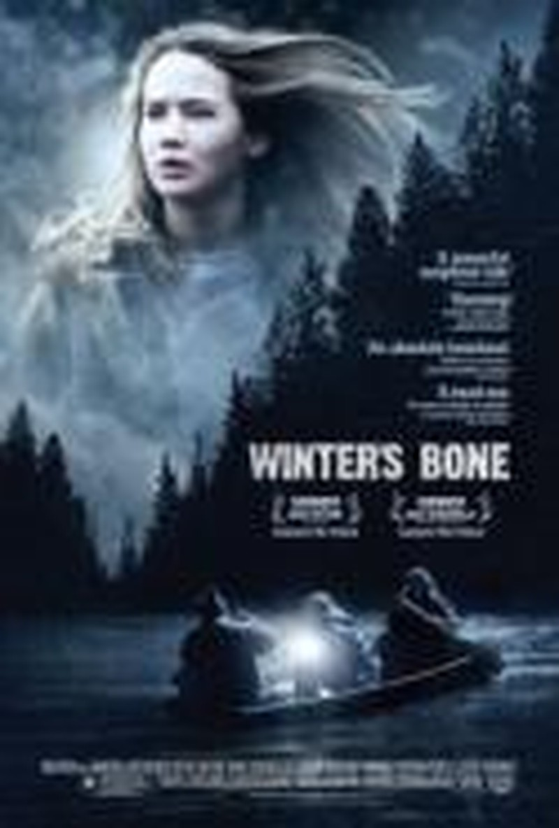 Chilly <i>Winter's Bone</i> Gives Glimpse into Desperate Lives